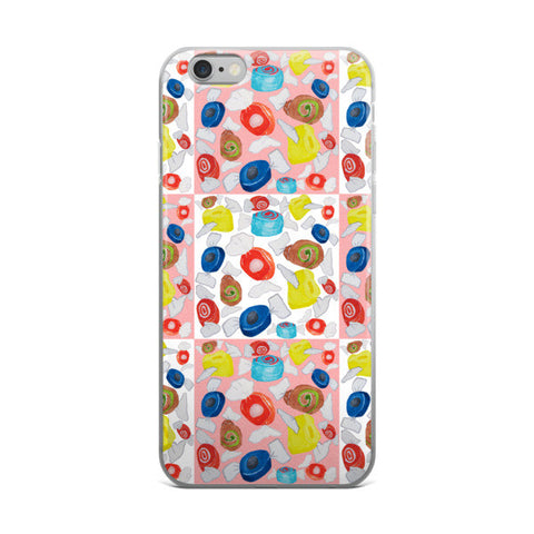 Taffy - iPhone Cases - iPhone Cases - A TAD AND MORE Designs -The Cooking Up a Story product line