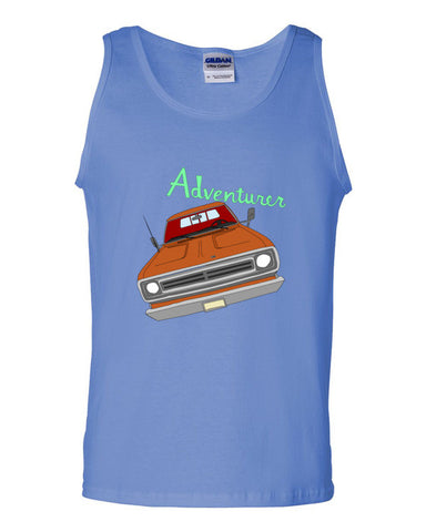 Tank Tops - Adventurer - A TAD AND MORE - Cooking Up a Story