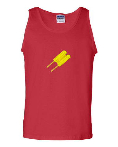 Popsicle- Men's Tank Tops - Men's Tank Tops - A TAD AND MORE Designs -The Cooking Up a Story product line