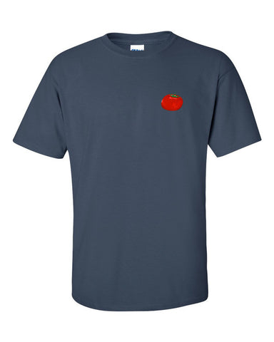 Tomato - T-Shirts - Short Sleeve T-Shirts - A TAD AND MORE Designs -The Cooking Up a Story product line