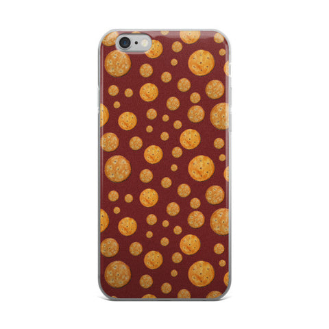 Buttery Crackers - iPhone Cases - iPhone Cases - A TAD AND MORE Designs -The Cooking Up a Story product line