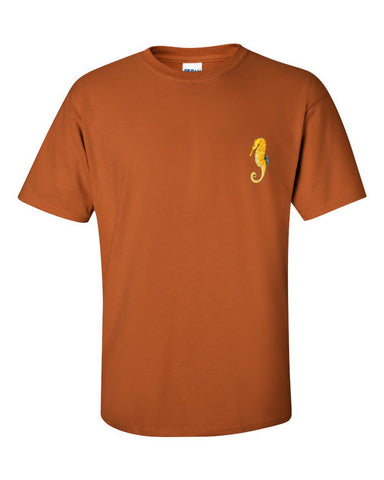 Seahorse Nemo - T-Shirts - Short Sleeve T-Shirts - A TAD AND MORE Designs -The Cooking Up a Story product line