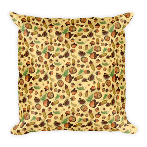 Acorns - Pillows - Pillows - A TAD AND MORE Designs -The Cooking Up a Story product line