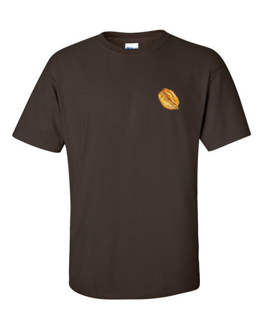 Walnut - T-Shirts - Short Sleeve T-Shirts - A TAD AND MORE Designs -The Cooking Up a Story product line