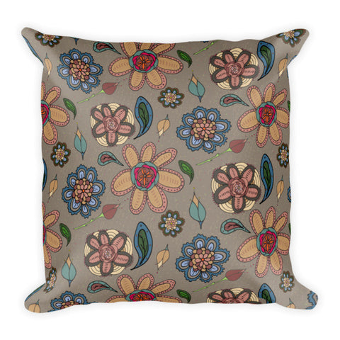 Daisies - Pillows - Pillows - A TAD AND MORE Designs -The Cooking Up a Story product line