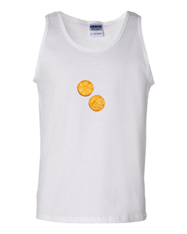 Buttery Crackers- Men's Tank Tops - Men's Tank Tops - A TAD AND MORE Designs -The Cooking Up a Story product line