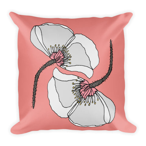 Dried Poppy - Pillows - Pillows - A TAD AND MORE Designs -The Cooking Up a Story product line