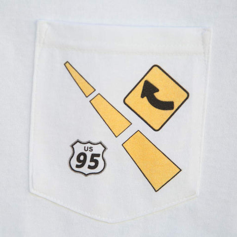 Road Signs- Pocket T's - Pocket T-Shirts - A TAD AND MORE Designs -The Cooking Up a Story product line