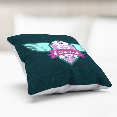 SC Nurse Pillowcase