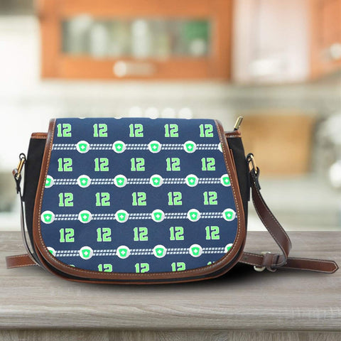 Seattle Nurse Saddle Bag