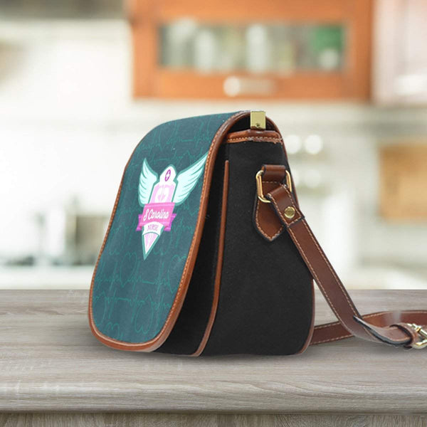 SC Nurse Saddle Bag