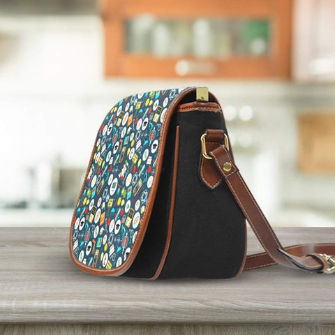 Teacher Saddle Bag