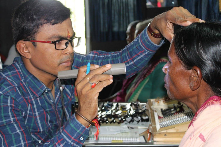 Eye Clinic Results in Distribution of 315 Glasses and 65 Eye Operations