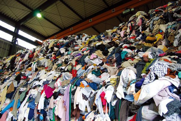 We Now Consume 80 Billion Pieces of Clothing and Purchase 400% more than we did 20 Years Ago