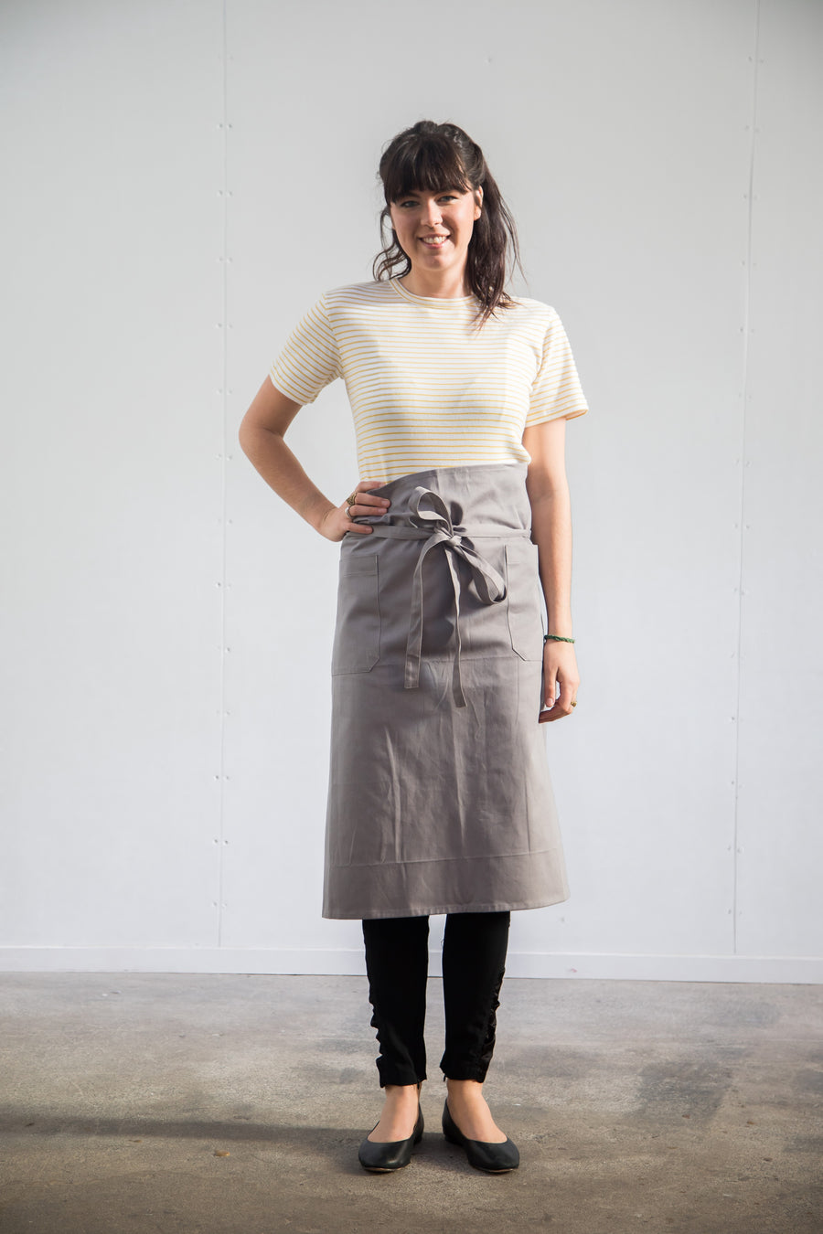 Pepper Apron - 3/4 Length