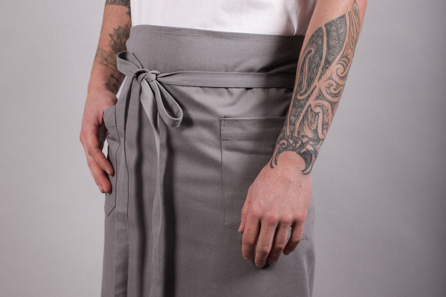 Pepper Apron - 3/4 Length - LittleYellowBirdNZ