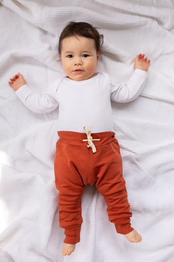 Baby Lounge Pants - Pumpkin Spice