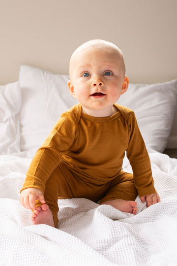 Baby Merino Mid Layer Long Sleeve