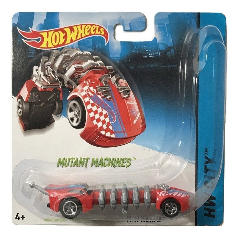 Hot Wheels Mutant Machines Nitro Scorcher Vehicle