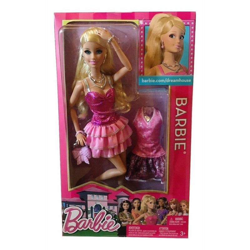 Barbie Life In The Dreamhouse Barbie Doll Paralott