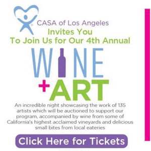 Post - American Dream Art Featured at CASA/LA's Art+Wine Charity Event