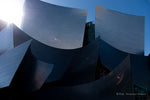 "Limited Edition Photo Print: ""Disney Concert Hall"""