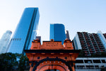 "Limited Edition Photo Print: ""Angel's Flight DTLA"""