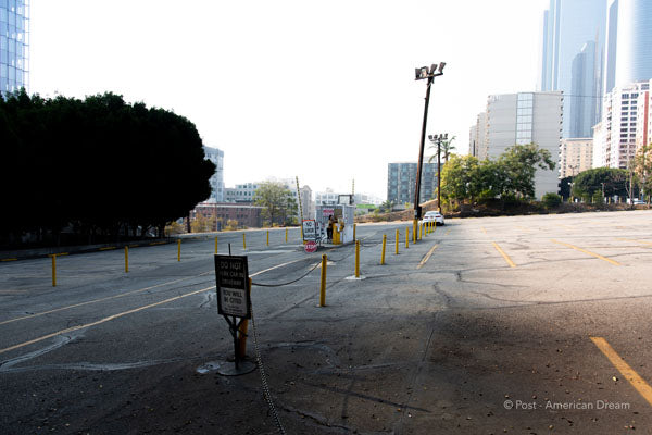 "Limited Edition Photo Print: ""No Juror Parking"""