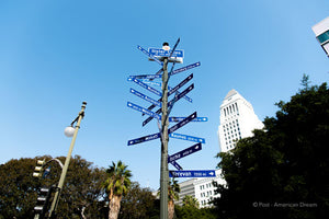 "Limited Edition Photo Print: ""Sister Cities of Los Angeles"""