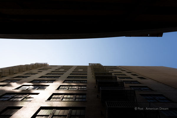 "Limited Edition Photo Print: ""Alley off 8th St."""