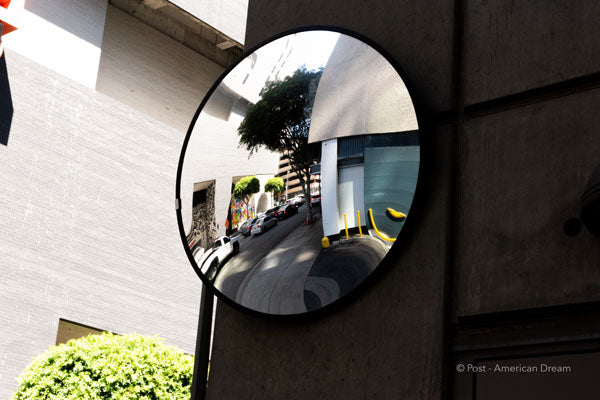 "Limited Edition Photo Print: ""Reflection of 8th St."""