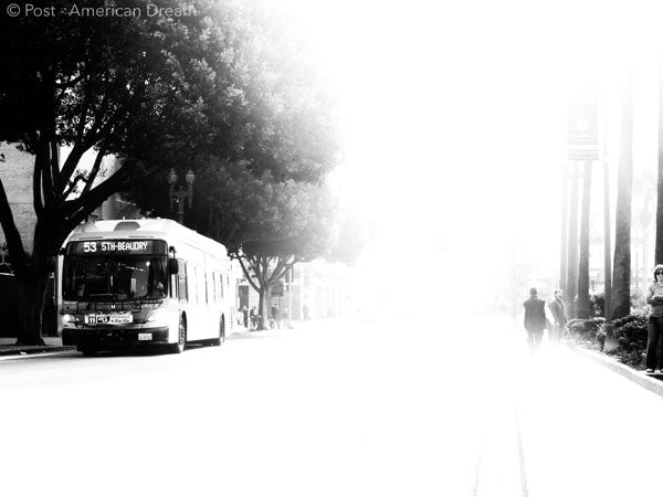 "Limited Edition Photo Print: ""5th x Pershing Square"""