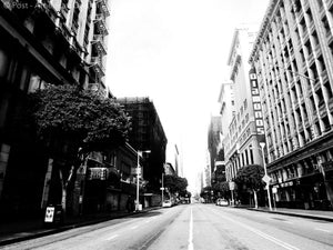 "Limited Edition Photo Print: ""Diamond District DTLA"""