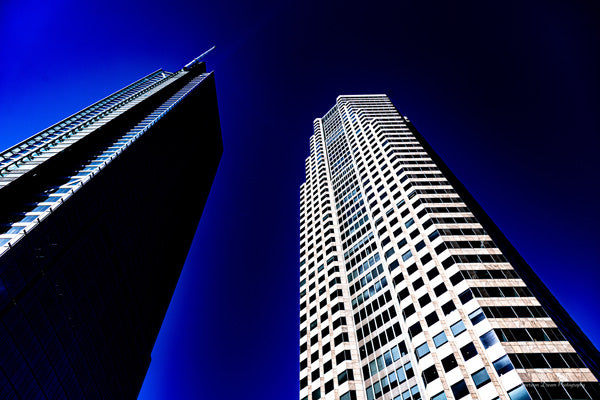 "Limited Edition Photo Print: ""Wilshire x Figueroa (3)"""