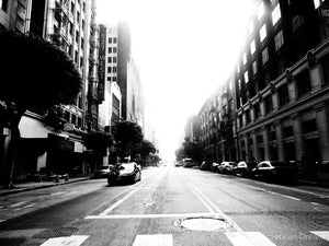"Limited Edition Photo Print: ""7th x Grand Ave."""