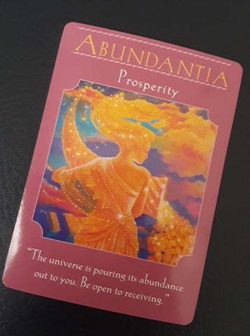 Divine Feminine | Prosperity is Yours
