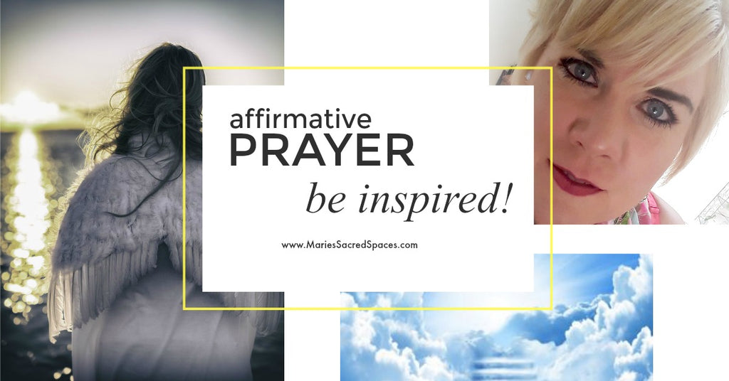 Affirmative Prayer for INSPIRATION