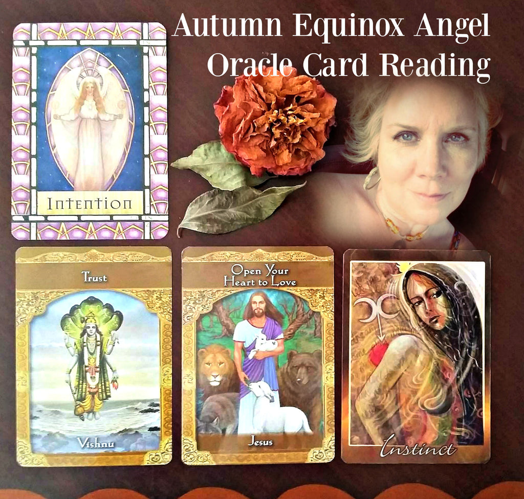 Autumn Equinox - Change is Here