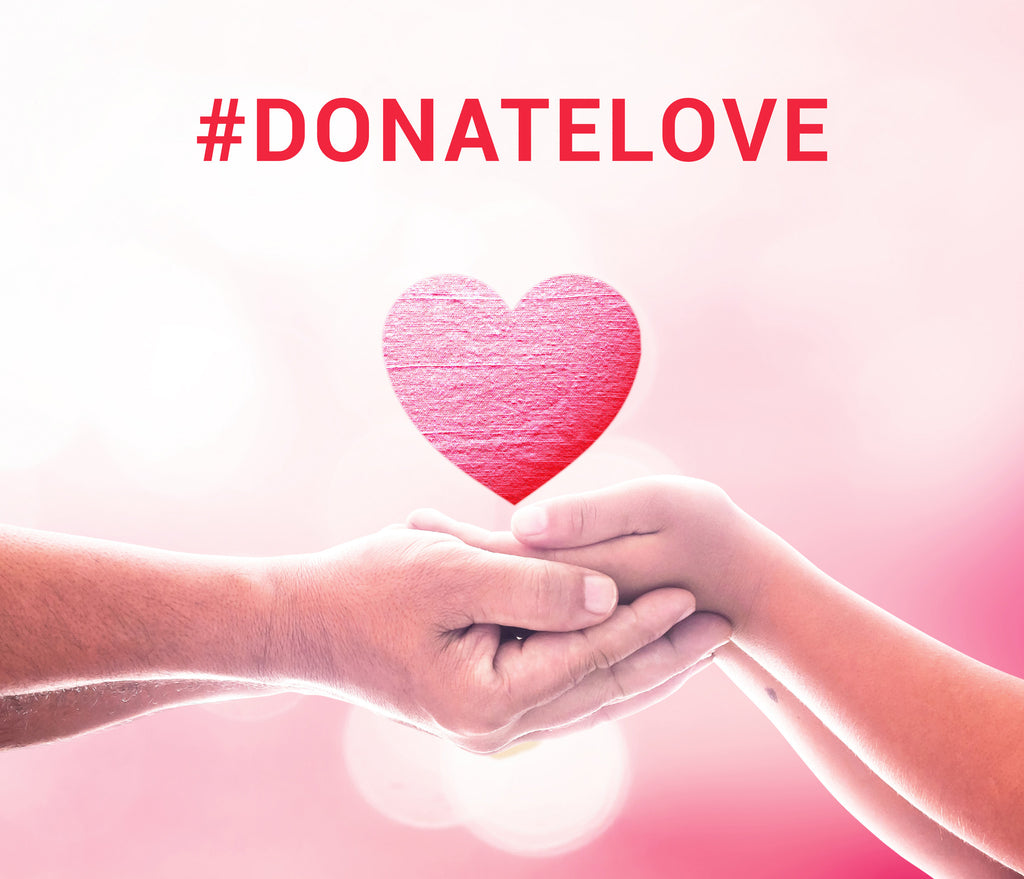Love Donation - 3 Options Available