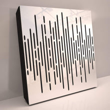 "Decorative Echo Absorption & Diffusion Panel ""Wave"" Series"