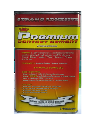 Premium Contact Cement with 5% Mustard Oil