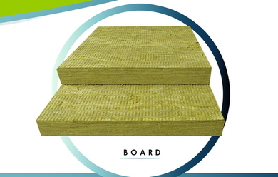 Generic Mineral Wool Board (1 SIDED FOIL)