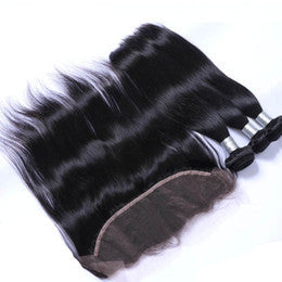 Straight Hair Bundle Package
