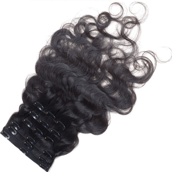Body Wave Clip-Ins