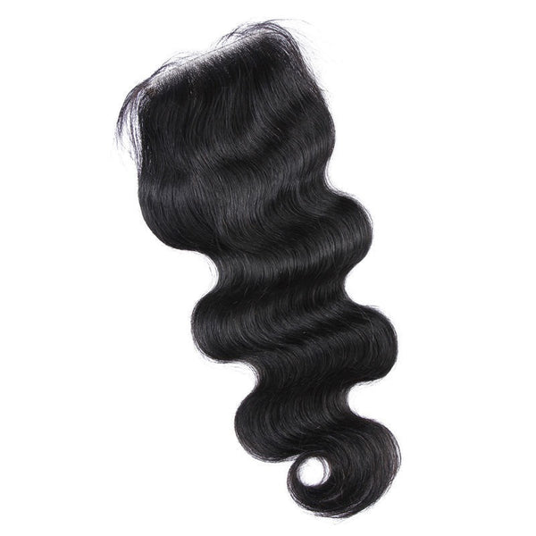 Body Wave Hair 4X4 Closure