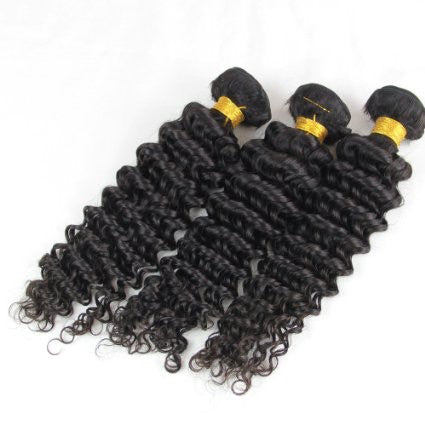 Deep Wave Hair Bundle