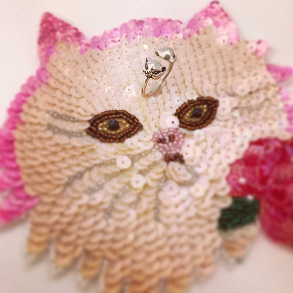 Cat Ring- Ready to Ship