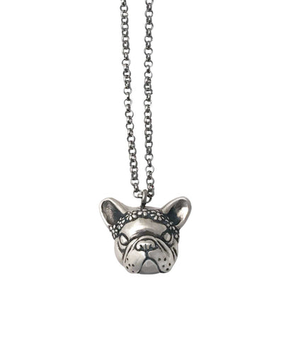 Flying Kitten Necklace