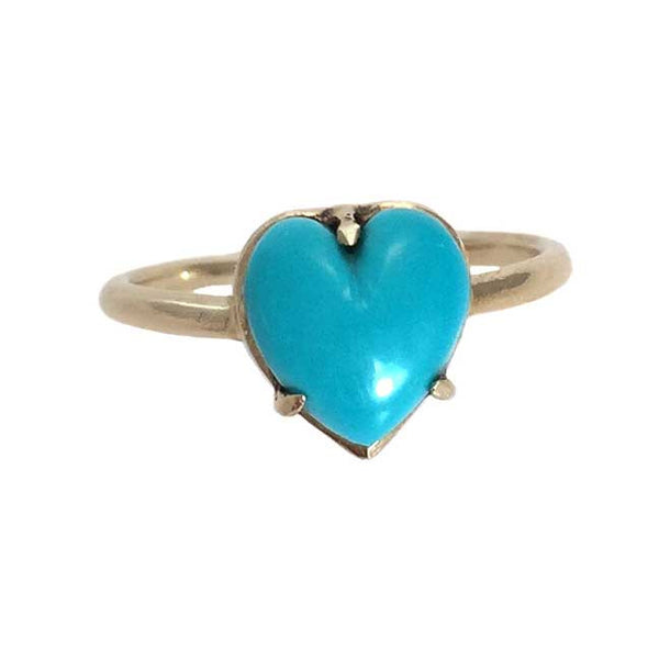 Heart Ring - Anomaly Jewelry