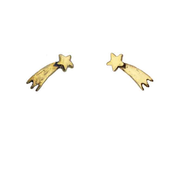 Shooting Star Earrings - Anomaly Jewelry